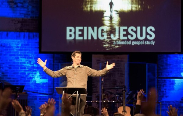 Being Jesus Series
