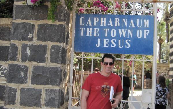 Me at Capernaum